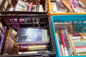 The Place Book Sale 1-17-17